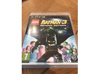 PS3 LEGO BATMAN 'BEYOND GOTHAM' GAME
