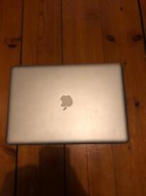 Apple · Mac OS · 15.4 in · 500 GB drive · Hard Disk Drive · 4 GB RAM- spare and repairs