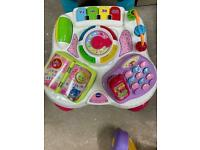 VTech play table in excellent condition
