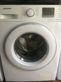 Samsung Ecco bubble 8 kg washing machine(delivery available)