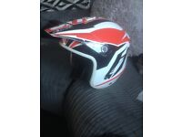 Jitsie trials helmet