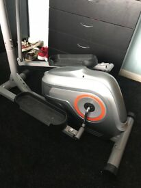 Cross trainer for sale used twice fully working order