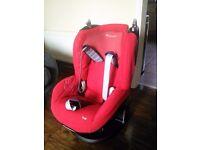 Maxi Cosi Tobi (Red) - Car seat (Good condition)