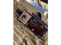 PlayStation VR, camera & 2 games