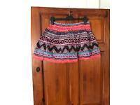 H&M skirt size 14.