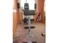 GV Pro fitness home gym from Argos