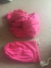 Baby pink sling/wrap