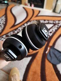Sennheiser urbanite headphones used once and packed away.