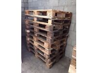 Europallets for sale make your own garden or household furniture