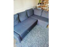 Sofa bed corner with storage - Holmsund IKEA