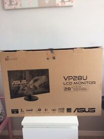 "ASUS VP28U 28""4K Gaming Monitor"