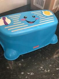 Fisher price step