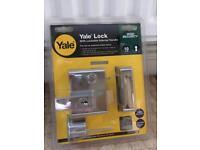 Yale P2 High Security door lock
