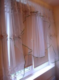 Amazing window net curtain – BRAND NEW - REAL BARGAIN