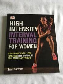 New high intensity women's exercise
