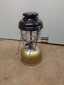 Vintage genuine Tilley paraffin fishing lamp storm lantern