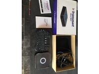 Tronsmart Ara IZ37 smart TV box with air mouse