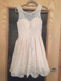 Ivory/ cream dress