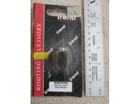 """Trend 3/8"""" router collet & nut for Bosch GOF 1300 ACE. Trend part 2608570106"""