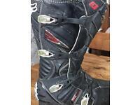 Fox motocross boots. Uk size 11