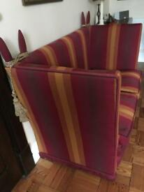 Knowl sofa