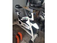 13kg spin bike