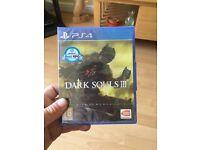 Dark Souls 3 PS4 New & Sealed