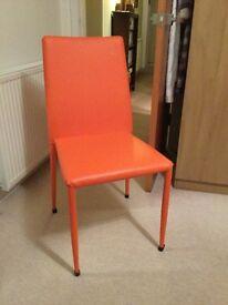 Julian Bowen Jazz Stacking Chairs