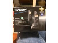 Twin unit home phone Panasonic KX-tg2722
