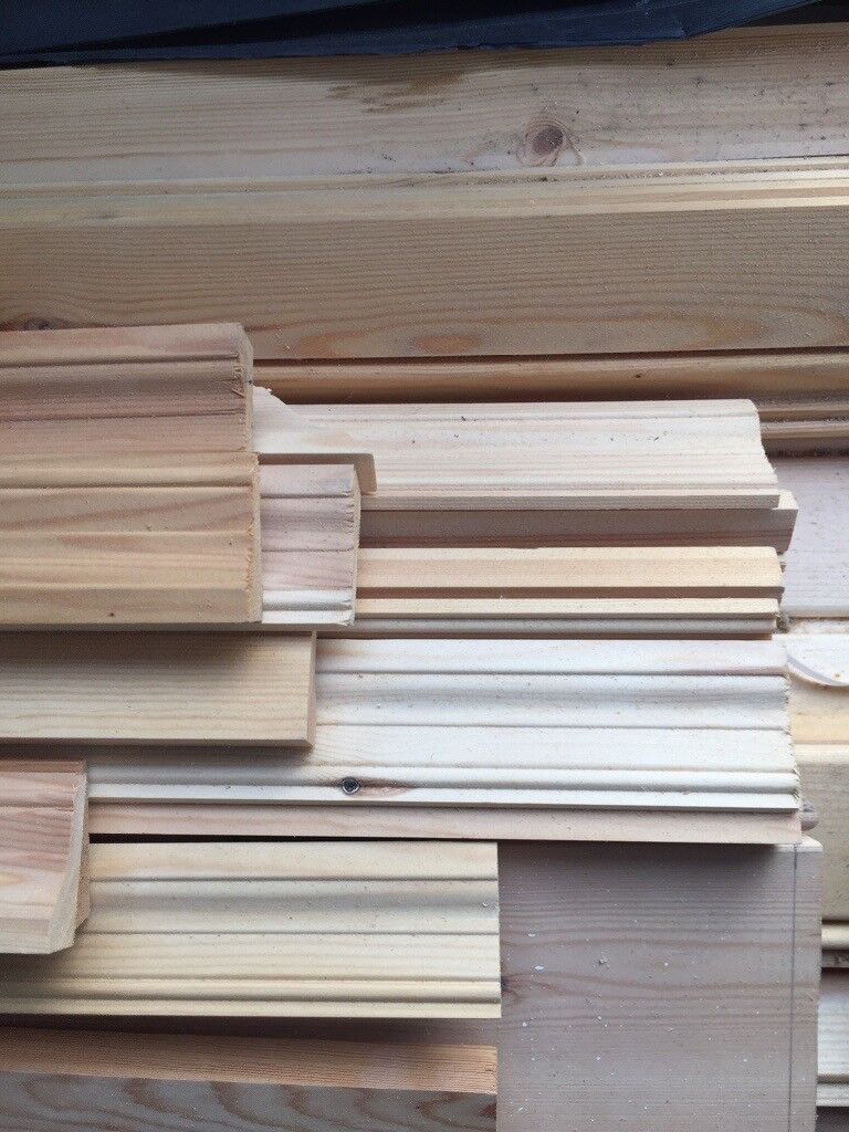 Softwood Architrave 58mm Wide