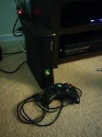 XBOX 360 125$ or best offer!