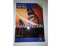 Frankenstein Revision Guide York Notes for A-level/AS English Literature