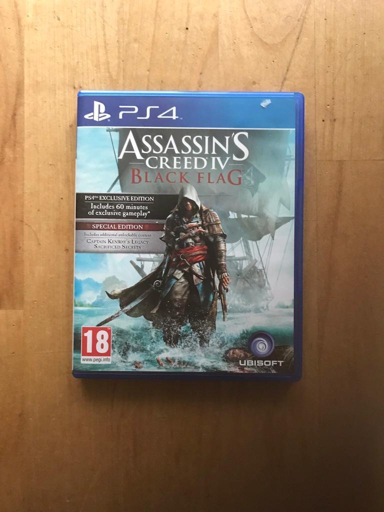 Assassin's Creed IV - Black Flag - PS4