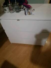 Almost brand new sideboard for sale