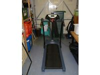 VIVOTION V2000 Electric treadmill with incline and safety cutoff