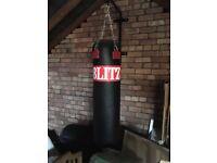 Blitz filled punch bag