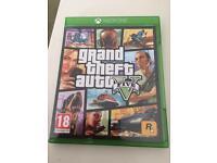 XBOX ONE - Grand Theft Auto 5