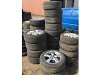 PART WORN TYRES FITTED FROM £10 IN SHILDON BISHOP AUCKLAND DARLINGTON