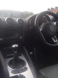 Audi tt3.2 Quattro cat d very reluctant sale job loss forces sale