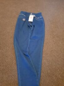 Brand new ladys jeans size 6