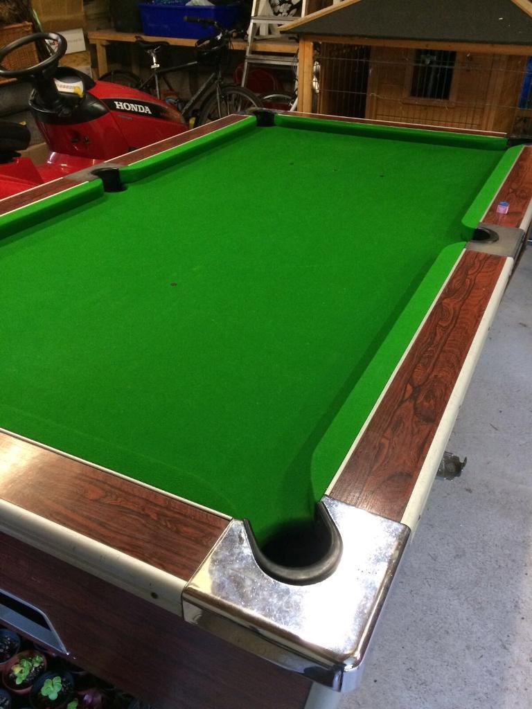 Professional standard Pool table 5x7