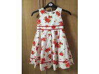 2 x Very Pretty Summer clothes Girls Dresses 4/5 Years