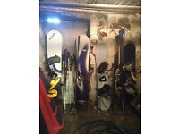Skis, Snowboards, and Sleds for Sale - Cheap