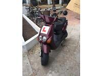Yamaha YN NEOS 50cc s reg Scooter/Moped