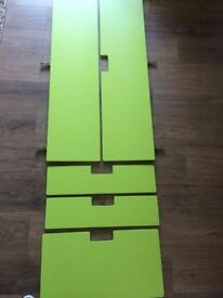 IKEA bedroom doors and draw fronts