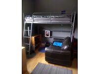 IKEA Svarta Loft Bed for sale £40 ono