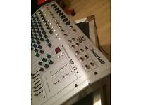 Powered Mixer (Soundlab)