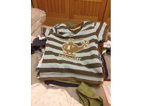 Pack of boys tshirts