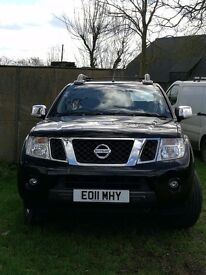 Nissan Navara Tekna pick up, good condition, very eye catching vehicle - No VAT