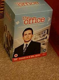 The Office Box Set Series 1 to 9